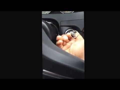 Mercedes Zipcar