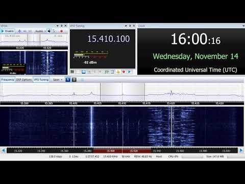 14 11 2018 Eye Radio in Juba Arabic to EaAf 1600 on 15410 Santa Maria di Galeria