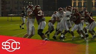 Alabama Crimson Tide practice intensifies | SportsCenter | ESPN