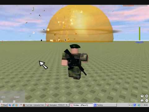 Run Bomb Roblox - Roblox Nuclear Bomb Youtube