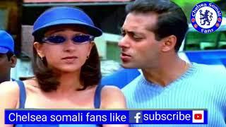 Hees Hindi AF somali Pyar Dilon Ka Mela Hai song-Salman Khan & Karisma Kapoor |maxamed qadar