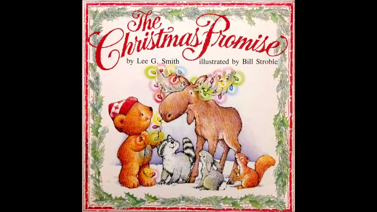The Christmas Promise Book.The Christmas Promise Read Along