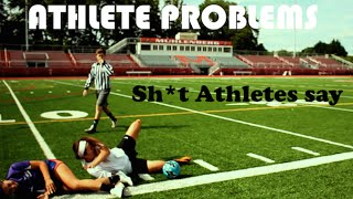 Sh*t Athletes Say SUBSCRIBE FOR MORE!