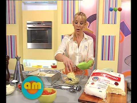 Cocina am tarta super express am youtube for Utilisima cocina