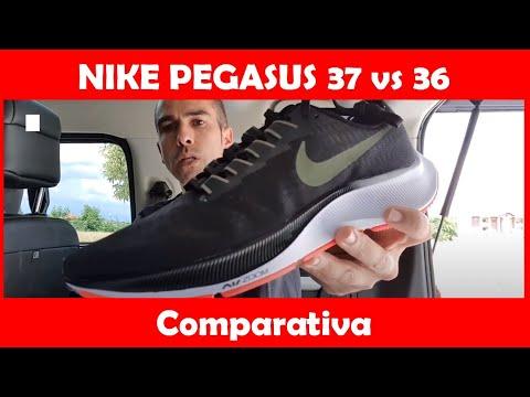 Recensione Nike Pegasus 37 Completa La migliore versione