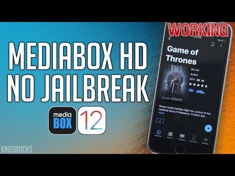 NEW! Get MediaBox HD SIGNED!! Movie Box Alternative iOS 12 3