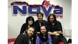 Elevation Falls - Radio Nova Live Performance (Cover of Wicked Game)
