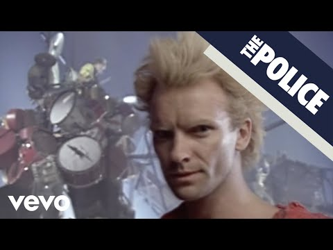 The Police - Synchronicity II