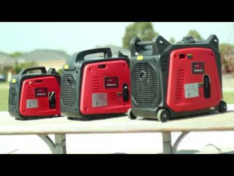Generators available from Online Distribution Australia