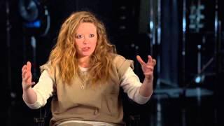 "Orange Is The New Black: Natasha Lyonne ""Nicky Nichols"" Season 2 On Set TV Interview"