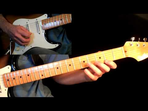 Yngwie Malmsteen Style Sweep Picking Pt.2 - Advanced Guitar Lesson