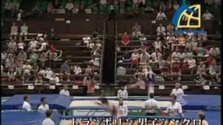ワールド・ゲームズ(2)芸術 ダンス競技