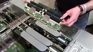 Oracle's Sun Server X4-4 DIMM Replacement