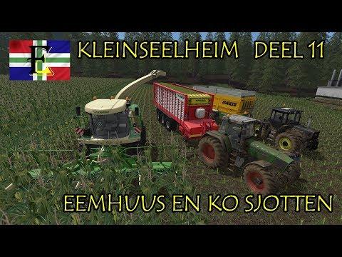 Farming simulator 2017 Kleinseelheim deel 11 Maisbult KLAAR! thumbnail