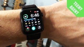 Apple Watch Series 4 - Quick Unboxing and 1st Impressions