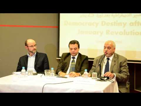 Lecture on revolution in Egypt 31.01.2014
