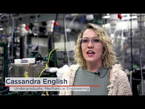 Undergraduate Research At Mines - Cassandra English