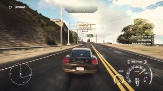 XBOX One Gameplay - Need for Speed Rivals - First Race
