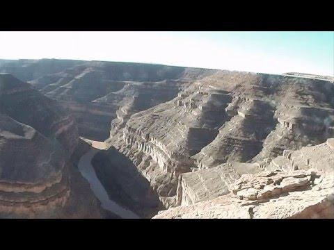 Goosenecks State Park Utah- John wayne Film location