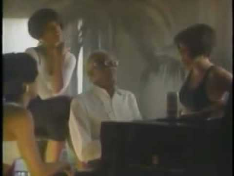 Diet Pepsi Ray Charles - Uh Huh Worldwide from 1991