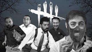 DOST ELİMİ TUT !!   Dead by Daylight w/ Oyun Delisi, EasterGamers, GamerRocko, Dost Kayaoğlu