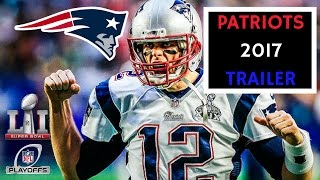 New England Patriots 2017 Playoff Hype | Last Knight Trailer |