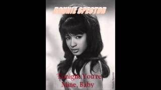 Watch Ronnie Spector Tonight Youre Mine Baby video