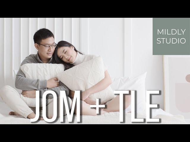 Wedding Presentation K.Jom & K.Tle วีดีโอพรีเซนเทชั่นงานแต่ง โดย Mildly Studio