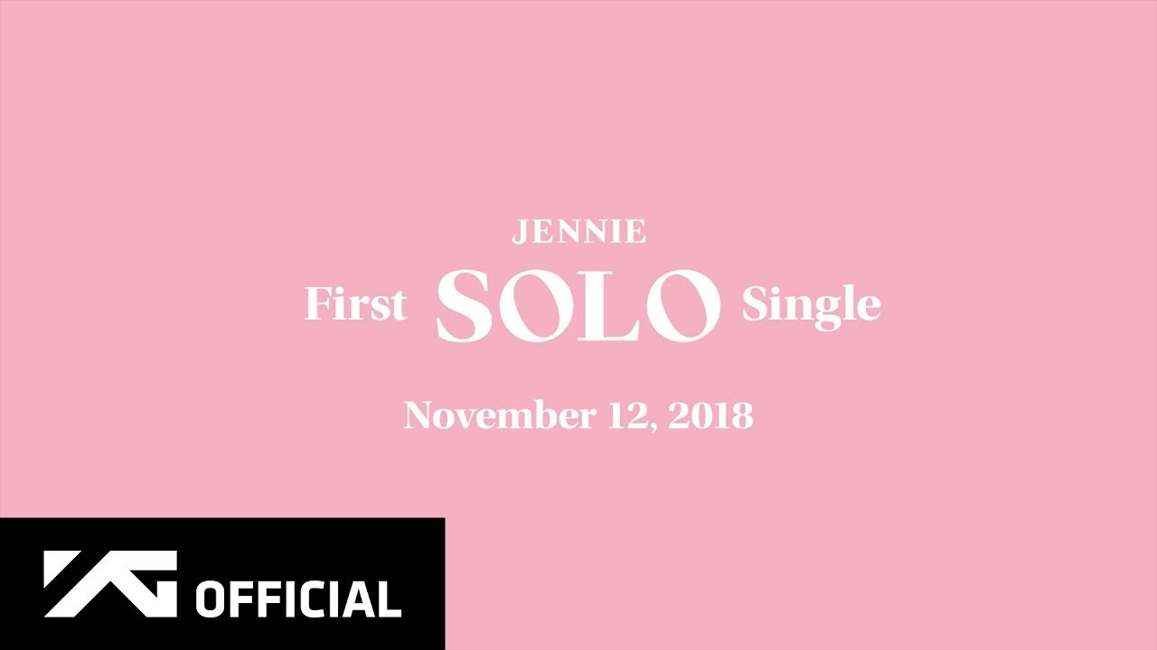 JENNIE — 'SOLO' TEASER VIDEO #1