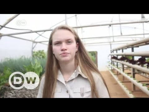 Could Aquaponics Be The Answer To South Africa's Drought? | DW News
