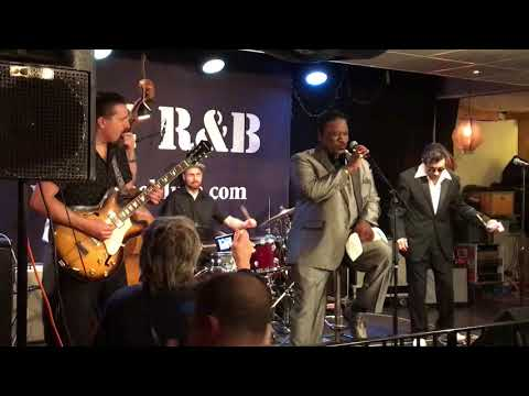 """Umeå Live - Mud Morganfield & Trickbag """"Blues In My Shoes"""""""
