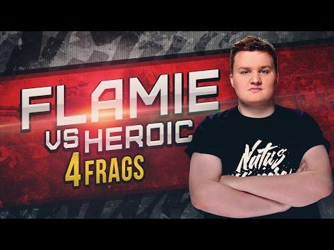 WATCH FIRST: flamie vs HEROIC @ IEM Katowice 2017