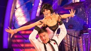 Abbey Clancy & Aljaz Charleston to 'Cabaret' - Strictly Come Dancing: 2013 - BBC One