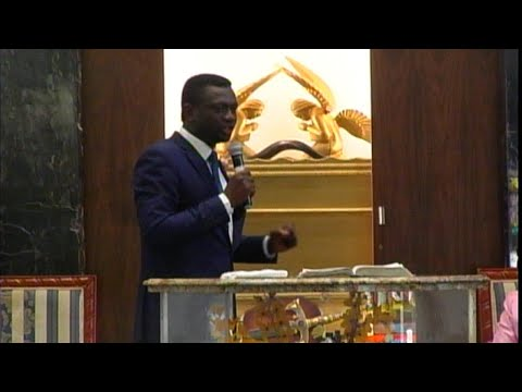 Apostle Evans -The God Of The Eleventh Hour