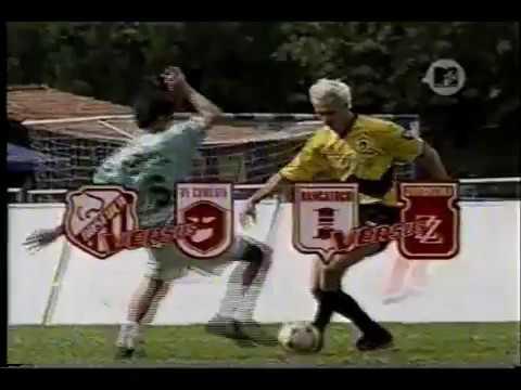 Nasfuça x Os Comédia / Ranca Toco FC x Zumbizoli - Rockgol 2002 [Rodada 02 Fase de grupos]