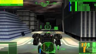 MechWarrior 4 Vengeance - O6M4 - Rescue Sister [Gameplay]