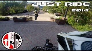 Just Ride - Kirovsk/Apatity I 2014