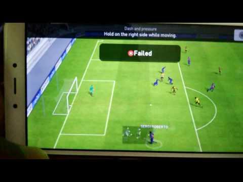 Pro Evolution Soccer 2017 Gameplay Xiaomi Redmi Note 4