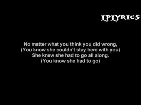 Linkin Park – She Couldn't [Lyrics on screen] HD
