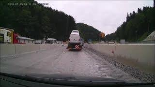 Cesta do Chorvatska 2018- dálnice Ptuj-Macelj