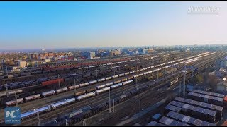 Five years of change: Why China-Europe express freight trains matter