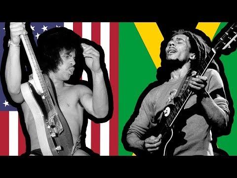 What Happened When Prince Met Bob Marley?