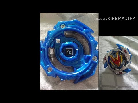 A list of beyblades & there QR codes.