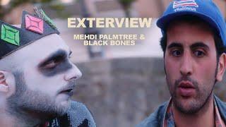 EXTERVIEW #5 - Mehdi Palmtree & Black Bones | LES CAPSULES @Marin D'Eau Douce