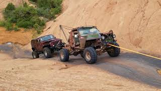 Moab Motorsports Hells Gate recovery