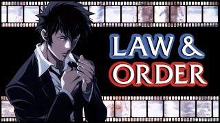 Law & Order Intro「ANIME CUT」