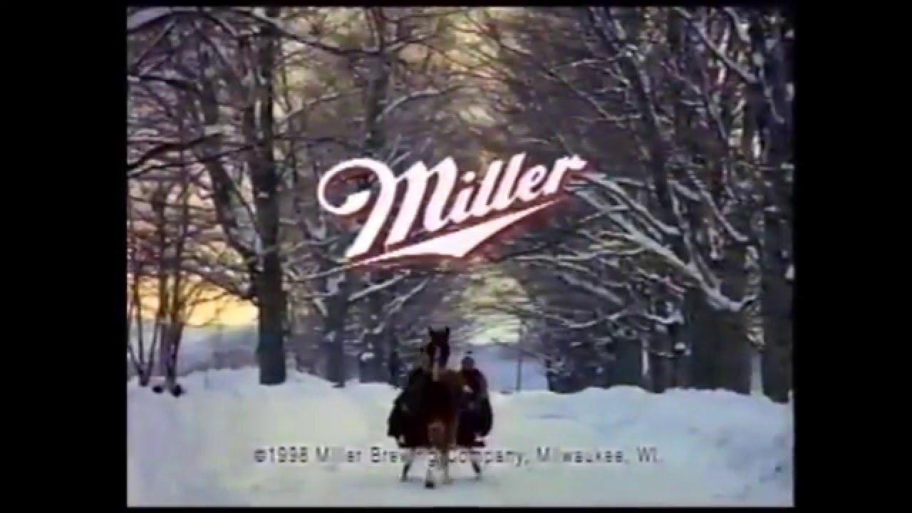 Christmas commercial: Miller Lite - YouTube
