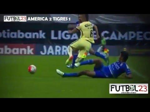 AMÉRICA VS TIGRES 2-1 FINAL CONCACAF AMÉRICA  CAMPEÓN 2016