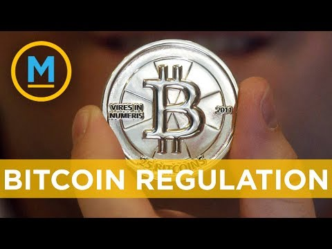 As Bitcoin & crypto currency popularity rises, so does need for regulation in Canada   Your Morning