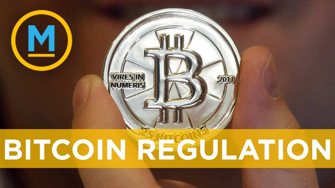 is cryptocurrency regulated in canada
